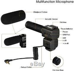 Ordro Ac3 4k Caméscope Numérique Hd Caméra Vidéo 1080p 60fps Vision Nocturne Infrarouge