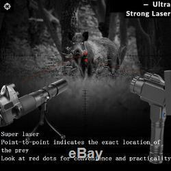 Pard Chasse Extérieure Numérique De Vision Nocturne-nv007 Rifle Scope 200m 800x600
