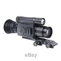 Pard Nv008 Numérique De Vision Nocturne Hunting Caméra Ir Monoculaire Riflescope