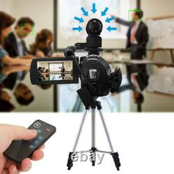 Plus Récent 4k Camcorder Hd Infrared Night Vision Digital Video Camera Wifi