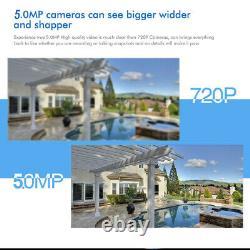 Poe Ptz Ip Camera 5mp Super Hd 2592x1944 Pan/tilt 30x Zoom Speed Dome Caméras