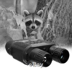 Portée Imperméable Infrarouge De Chasse D'appareil-photo De Dispositif De Vision Nocturne De Jumelles De Digital