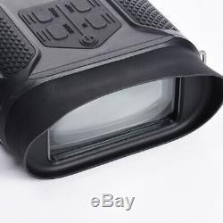 Portée Numérique Infrarouge De Vision Nocturne Hd Binocular Nv400 Photo Ir, Garantie