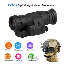 Professional Big Voir 2x30 Numérique Infrarouge De Vision Nocturne Riflescope
