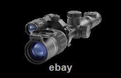Pulsar Digex N455 Riflescope Numérique De Vision Nocturne Wifi/enregistrement De Bord Pl76642