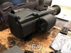 Pulsar Digisight N850 Lrf Digital Vision Nocturne Avec Riflescope Eps3i Batterie Pack