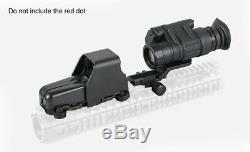 Pvs14 Style Numérique Tactique De Vision Nocturne Pour Le Tir Télescope Monoculaire