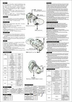 Pvs-14 Style Numérique Tactique De Vision Nocturne Pour Le Tir Telescope