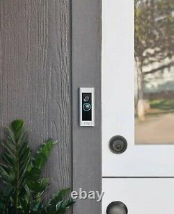 Ring Pro Video Doorbell 1080 Hd Live Video, Works With Alexa, Vision Nocturne