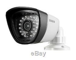 Samsung Sds-p5102 16 Chan Sécurité Dvr Avec 10 Caméras Sdc-7340 1tb Hdd Sdr-5102n