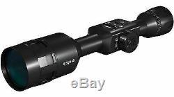 Scope De Jour Pour Vision De Nuit Ultra Numérique Numérique Atn 4k Pro X-sight 5-20x Dgwsxs5204kp