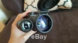 Sightmark Photon Rt 4.5-9x42, Avec Burris Démontage Rapide, La Portée De Vision Nocturne Numérique