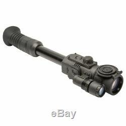 Sightmark Photon Rt 4.5-9x42s Numérique De Vision Nocturne Riflescope, Noir, Sm18015
