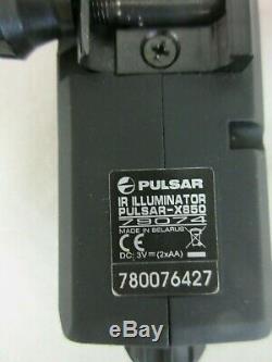 Sightmark Sm18008 Photon Xt 4.6x42s Numérique De Vision Nocturne Et Pulsar Illuminateur Ir