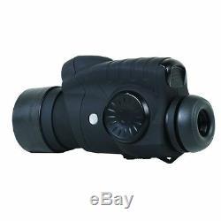 Sightmark Twilight Dnv 7x50 Monoculaire De Vision Nocturne Numérique (vert) (sm18014)