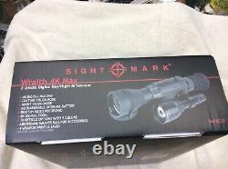 Sightmark Wraith 4k Max 3-24x50 Riflescope Numérique