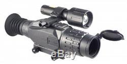 Sightmark Wraith Hd 2-16x28 Numérique Night Vision Rifle Scope Sm18021