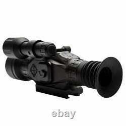 Sightmark Wraith Hd 4-32x50 1/4 Moa Black Digital Night Vision Riflescope Sm1801