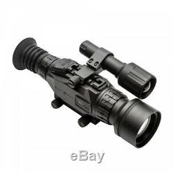 Sightmark Wraith Hd 4-32x50 Numérique Night Vision Rifle Scope Sm18011