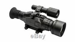 Sightmark Wraith Hd 4-32x50 Vision Jour / Nuit Numérique Portée Sm18011 En Stock
