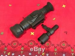 Sightmark Wraith Hd 4-32x50 Vision Numérique Jour / Nuit Rifle Scope Sm18011
