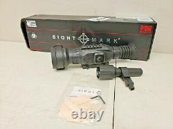 Sightmark Wraith Hd Sm18011 4-32x50mm Digital Day/night Vision Rifle Portée