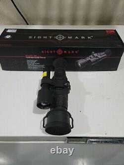 Sightmark Wraith Hd Sm18011 4-32x50mm Digital Day/night Vision Rifle Scope