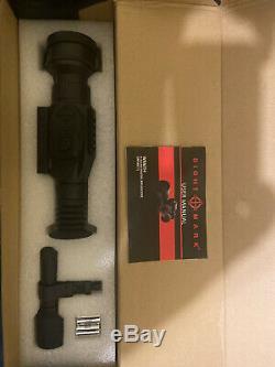 Sightmark Wraith Hd Sm18011 Champ D'application / Jour Numérique De Vision Nocturne Rifle