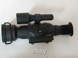 Sightmark Wraith Hd Vision De Nuit Numérique / Riflescope Ir