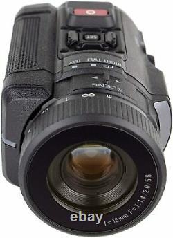 Sionyx Aurora Black I True-color Digital Night Vision Camera Avec Picatinny Rail