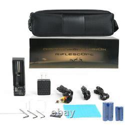 Sniper Hd 4.5x50 Numérique Vision Nocturne Riflecope Vision Nocturne Infrarouge Caméra Ir