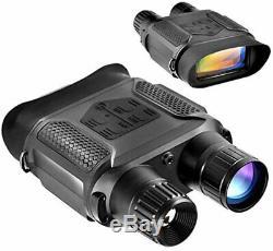 Solomark Vision Nocturne Numérique Jumelles Portée Infrarouge Dans L'obscurité Avec 32go