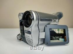 Sony Dcr-trv260 Numérique 8 Caméscope Numérique 8 Lecteur Caméra Vidéo Transfert