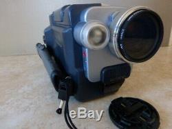 Sony Dcr-trv350 Digital8 Lecteur Hi8 Caméra- Avec Extras Condition De Travail