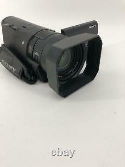 Sony Fdr-ax100 Appareil Photo Numérique Avec Objectif