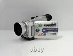 Sony Handycam Dcr-trv50e Caméscope Mini DV Caméra Vidéo De Bande Numérique
