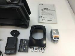 Sony Hvr-hd1000n Hdv 20x Zoom Numérique Super Steady Shot