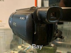 Sony (fdr-ax53) Numérique 4k Video Camera Recorder / 16,6 Mp In Box Au Stock