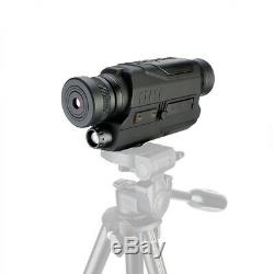 Svbony Hd 5x32mm Monoculaire De Vision Nocturne Numérique 0,3 Mégapixel Cmos 1.5 LCD 8g