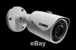 Système De Caméra De Sécurité Lorex 3tb Digital Poe Ip Nvr Night Vision 8 Caméras Hd 2k