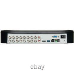 Système De Sécurité Lorex 4k Ultra Hd 16-ch 2tb Avec 10 Caméras Bullet #dk162-a8ca