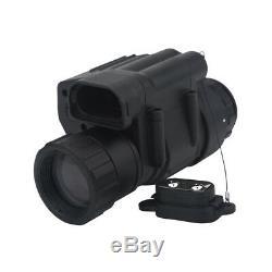 Télescope De Vision Nocturne Monoculaire Sa De Casque De Vision Nocturne Infrarouge De Hd Digital Ir