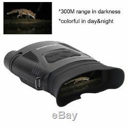 Télescope Jumelles De Vision Nocturne Infrarouge Zoom Numérique Lunettes De Chasse Optique
