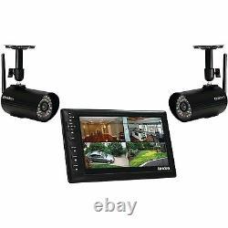 Uniden Uds655 Système De Surveillance Sans Fil 7 Monitor, 2 Caméras Inclus