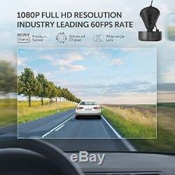 Vava 2k Wi-fi Dash Cam Dvr Caméra Vidéo 2560x1440 30fps Sécurité Va-vd005