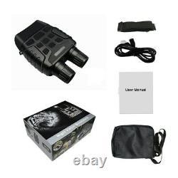 Vidéo Hd Digital Night Vision Infrared Hunting Binoculars Scope Ir Camera / 32 Go