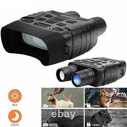 Vision De Nuit Jumelles Infrarouges Numériques Hd Ou Monoculaires Avec Écran LCD Vidéo