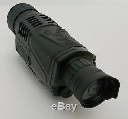Vision Nocturne Infrarouge Caméra Vidéo Numérique 5x40 Monoculaire Chasse / Surveillance