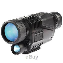 Vision Nocturne Portée Ir Lunettes Gen Digital Sight Riflescope Day Infrare