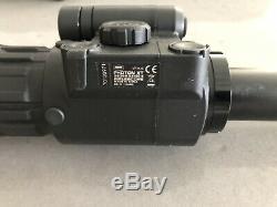 Yukon Photon Xt Riflescope 6,5 X 50 Numérique Nuit Vision Plus Doubler Et Cas